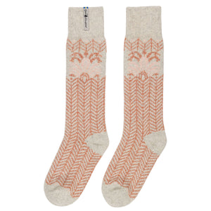 Fager Pattern Swedish Socks