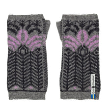 Load image into Gallery viewer, Fager Pattern Swedish Wrist Warmers