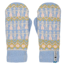 Load image into Gallery viewer, Kören Pattern Swedish Mittens