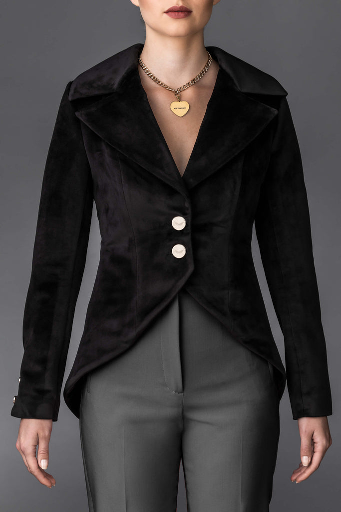 Women's Black Jacket Erin