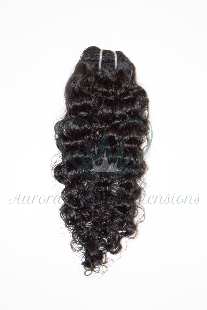 Raw Cambodian Curly