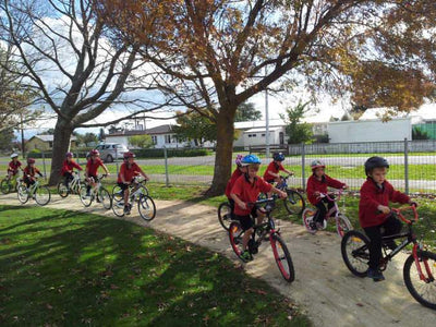 Bikes in Schools is an Investment in Kids - The Next Generation
