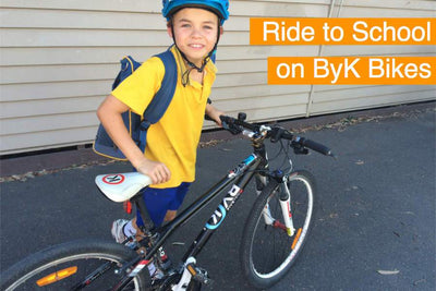How to Encourage Your Kids To Ride To School