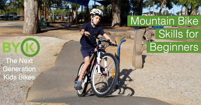 MTB for Beginners - Teaching Kids Basic Mountain Biking Skills