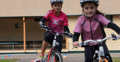 Bike Skills Courses for Kids Learning to Ride