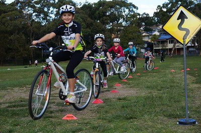 Kids Bike Riding Lessons are Half the Fun at Bike N Fitness Newcastle