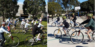 Our Fave Five Family Bike Rides in Melbourne
