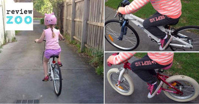 Review Zoo Mum, Katie, Shows Us Why Her 5 Year Old is Now 'Hooning' on her New ByK