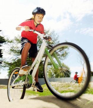 Hawkes Bay School Receives 60 New ByK Kids Bikes