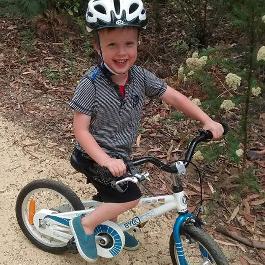 E-250 4 Year Old Kids Bike Review