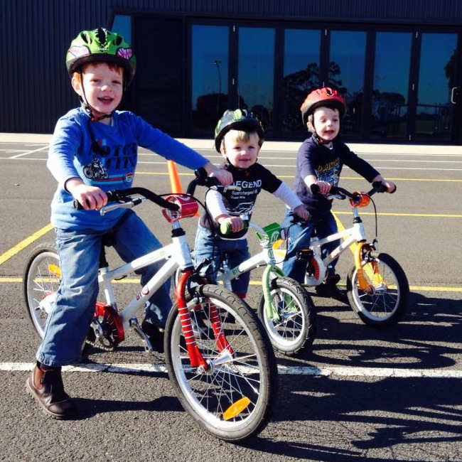 3 Brothers Riding ByK Bikes