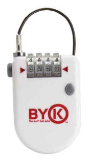 ByK Retractable Kids Bike Lock