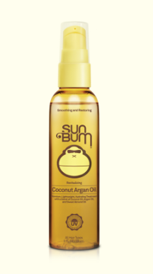 Sun Bum Coconut Argan Oil