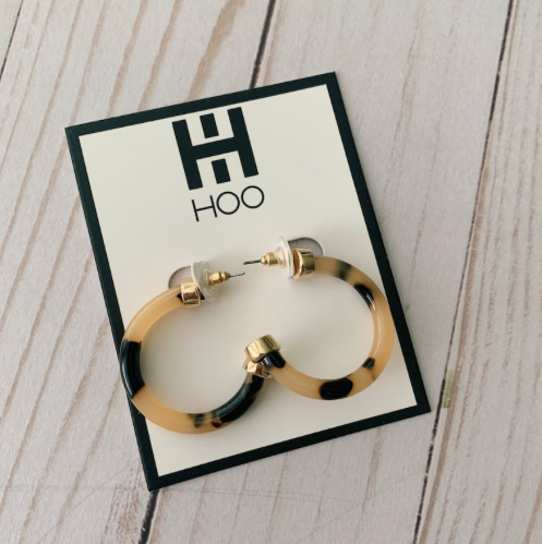 HOO Hoops | Mini Tortoise Hoops