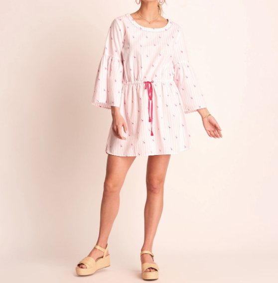 Hatley Flamingo Beach Cover Up