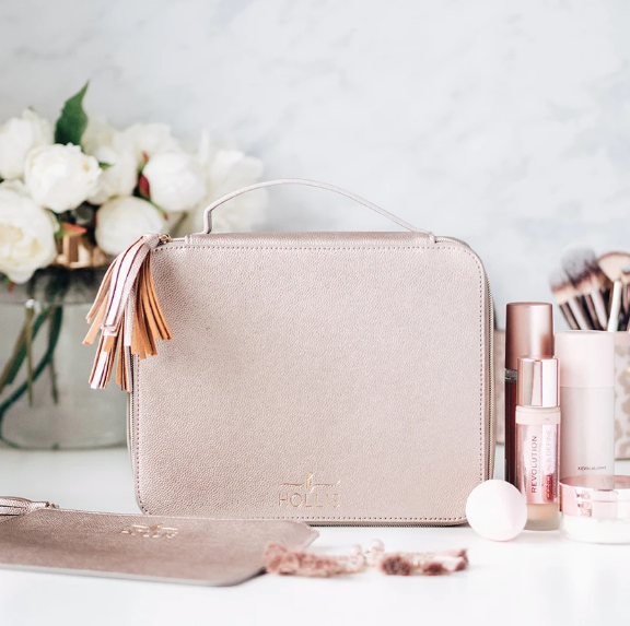 Hollis | Jett Setter Makeup Bag