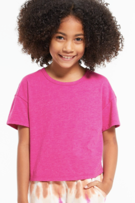 Z Supply Girls Mila Tee