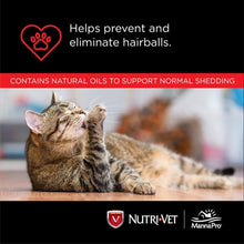 Load image into Gallery viewer, Nutri-Vet Hairball Paw-Gel for Cats - Chicken Flavor