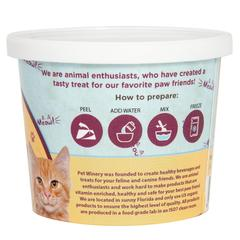 Screaming Bonito Ice Cream for Cats - Cat Supplies and More