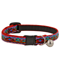 Load image into Gallery viewer, Lupine Safety Cat Collar w/Bell