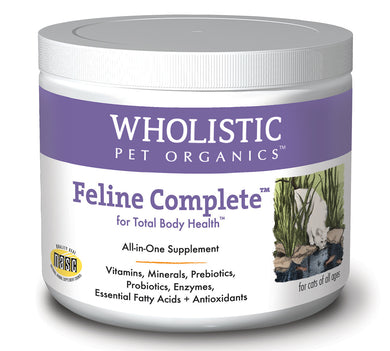 Wholistic Feline Complete - Cat Supplies & More