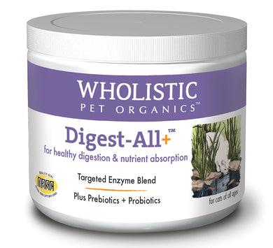Wholistic Feline Digest-All Plus - Cat Supplies & More