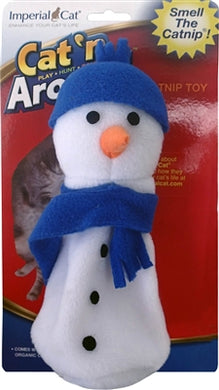 Cat'n Around Sam Snowman w/Catnip from Cat Supplies and More