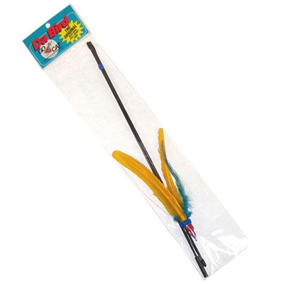 Da Bird Feather Wand Cat Toy from Cat Supplies and More