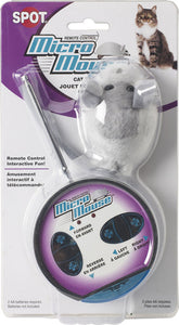 Remote Controlled Micro Mouse
