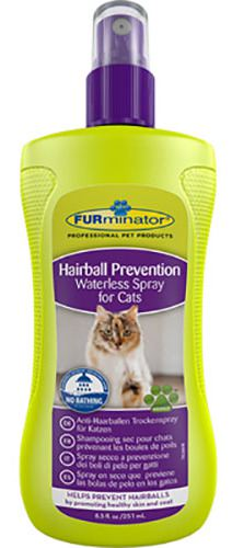 FURminator Hairball Prevention Waterless Spray