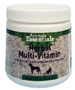Animal Essentials Herbal Multi-Vitamin - 150-grams from Cat Supplies & More