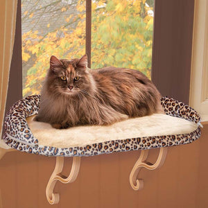 K&H Deluxe Kitty Sill w/Bolster from Cat Supplies and More
