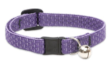 Load image into Gallery viewer, Lupine Eco Safety Cat Collar w/Bell