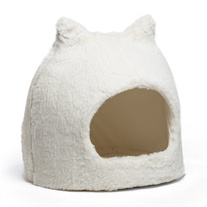 Fur Meow Hut Ivory, from Cat Supplies and More