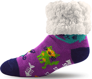 Pudus Pet Socks for People - Cat Party - from Cat Supplies and More
