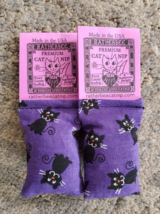 "Ratherbee Halloween 2"" Nip Catnip Toy - Limited Edition"