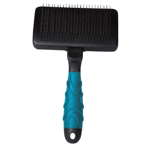 Master Grooming Tools Self-Cleaning Slicker Brush from Cat Supplies & More