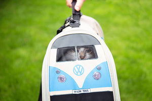 VW Bus Pet Carrier - Cat Supplies & More