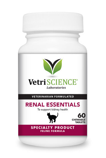 VetriScience Renal Essentials Chews for Cats from Cat Supplies and More