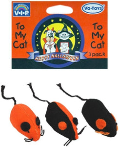 Happy Halloween Hip Mice 3-Pack