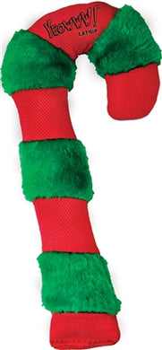 Yeowww! CandyCane Catnip Cat Toy from Cat Supplies and More