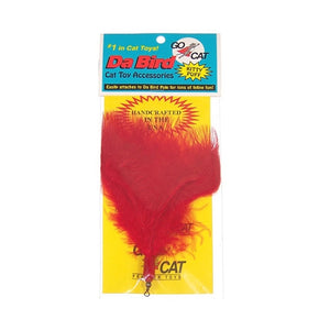 Da Bird Wand Toy Kitty Puff Attachment from Cat Supplies and More