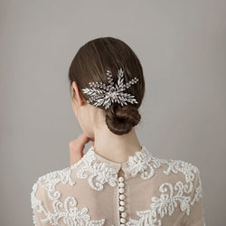 Barrette Korean Plant Hair Accessories (Wedding)