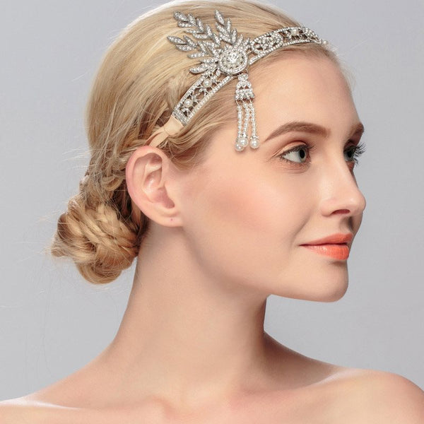 European Hairband Leaf Birthday Hair Accessories