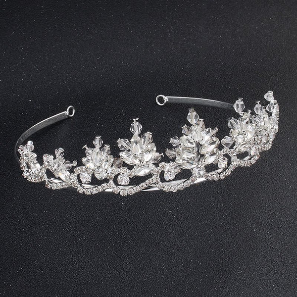 Plain European Handmade Engagement Hair Accessories