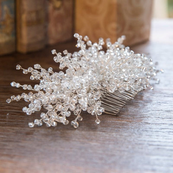 Hair Comb Handmade Hair Accessories (Wedding)