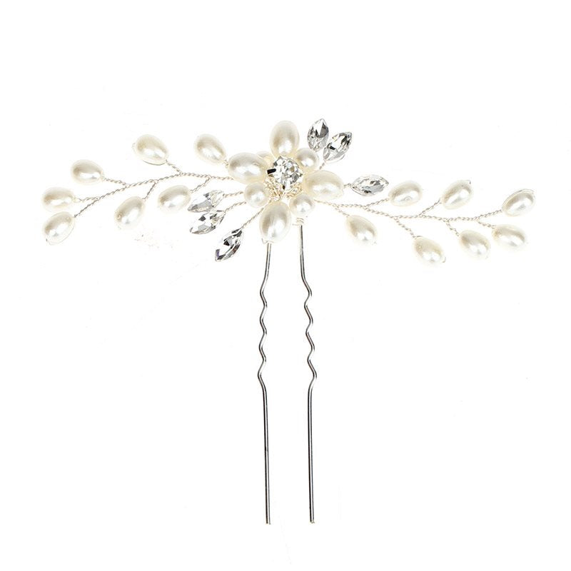 Hair Stick Korean Handmade Hair Accessories (Wedding)