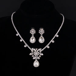 Earrings Prom Jewelry Sets