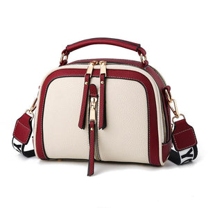 Elegant Cross-Body Messenger Bag - boribags