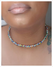 Load image into Gallery viewer, NICOLETTE RHINESTONE CHOKER